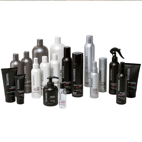 Scruples Hair Care Sold at Revive