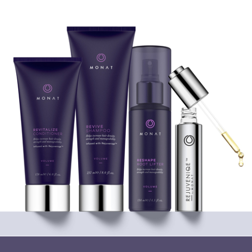 Monat Global hair rejuvenation