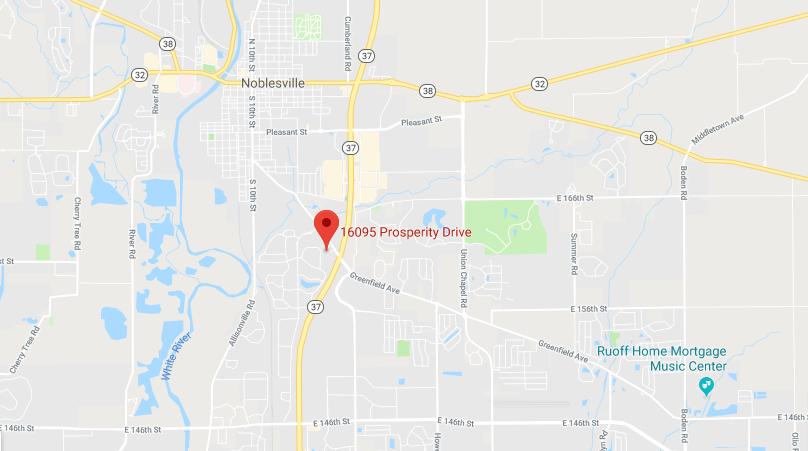 16095 Prosperity Dr Noblesville 46060 Map
