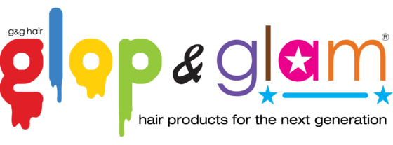 Glop and Glam Hair Products Logo